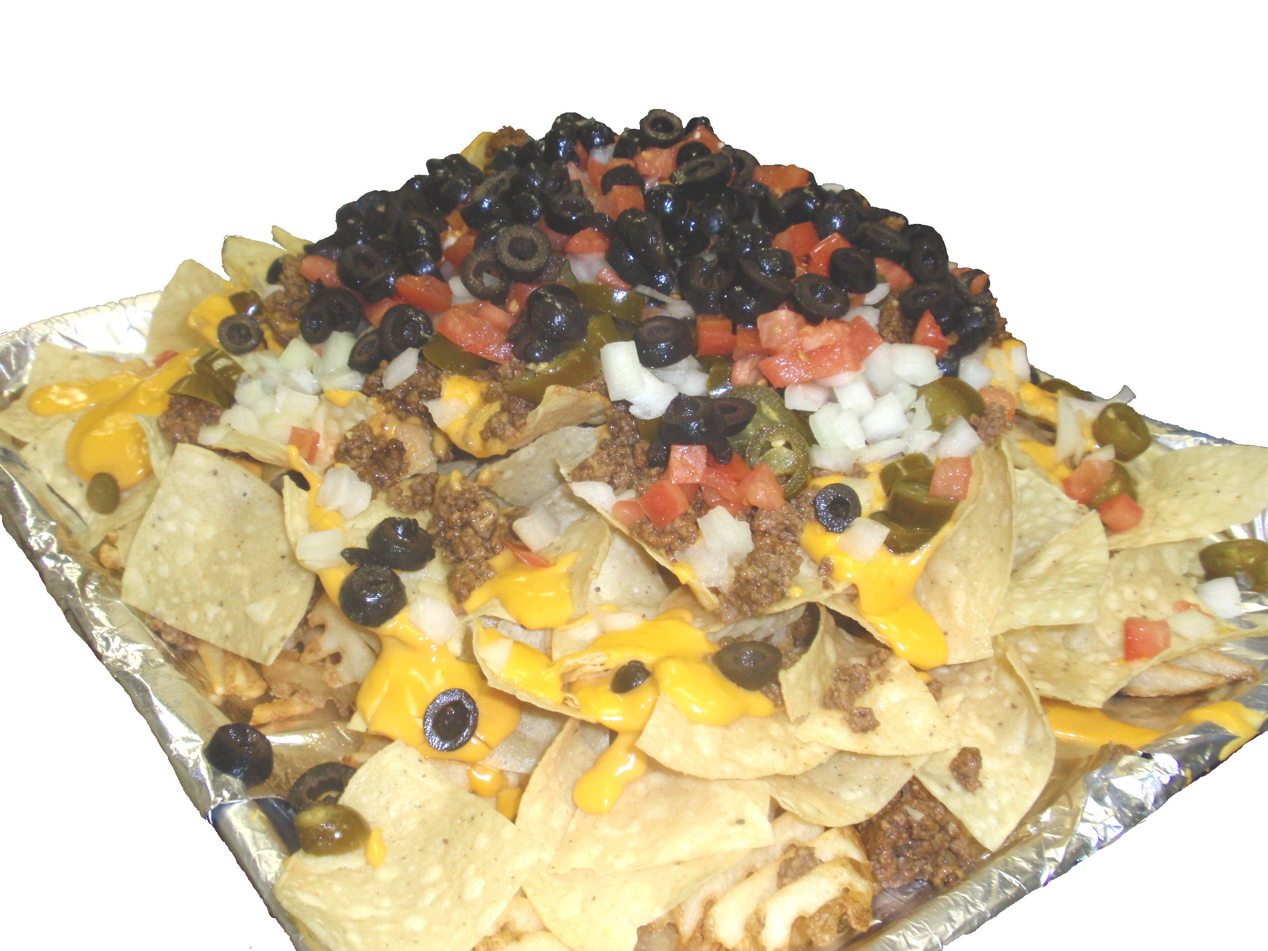 MONSTER NACHO CHALLENGE