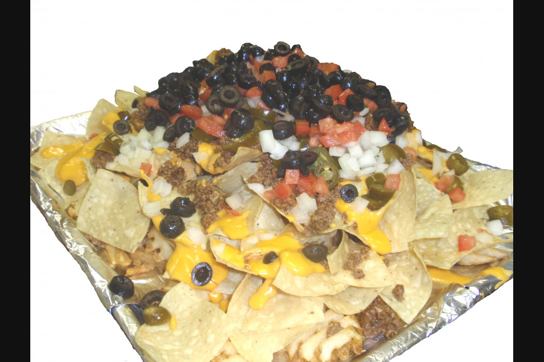 5 pounds of Nacho-ey Goodness